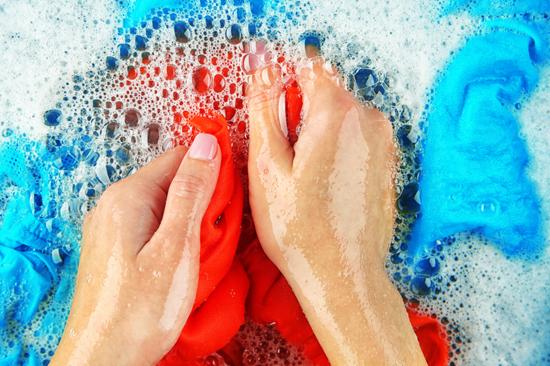 コスプレ手洗い