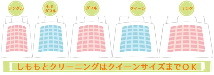 布団の種類