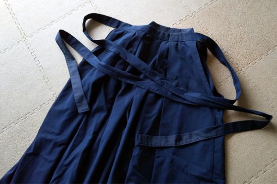 剣道着の袴