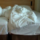 ベッドの布団