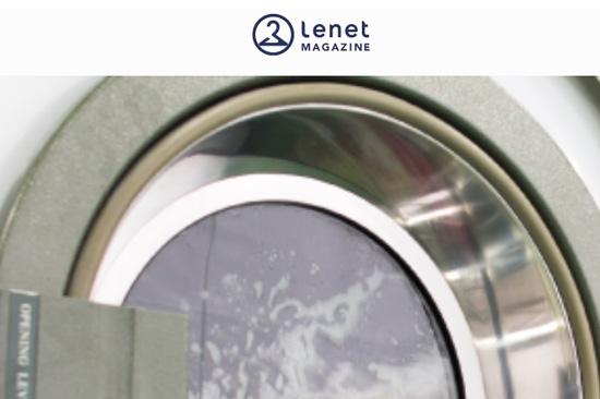 リネットのドラム洗浄